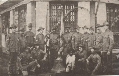 the philippine massacre The balangiga massacreds was an incident in 1901 in the town of the same  name during the philippine–american war it initially referred to the killing of  about.
