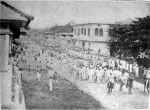 The Philippine Army - Philippine-American War, 1899-1902