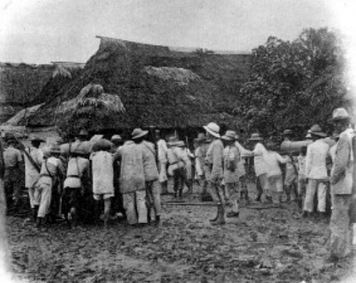batas militar sa panahon ng kastila at amerikano