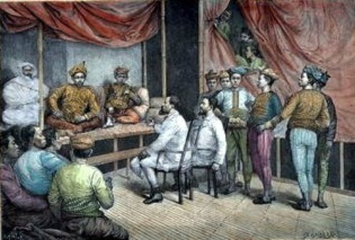 Stalling Moro Resistance Philippine American War 1899 1902