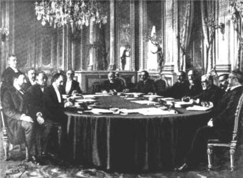 kasunduan sa paris Ang kasunduan sa paris, na nilagdaan noong 10 disyembre 1898, ay ang   nasasaad sa kasunduan ang pagpapalaya sa bansang cuba, ang paglilipat ng .
