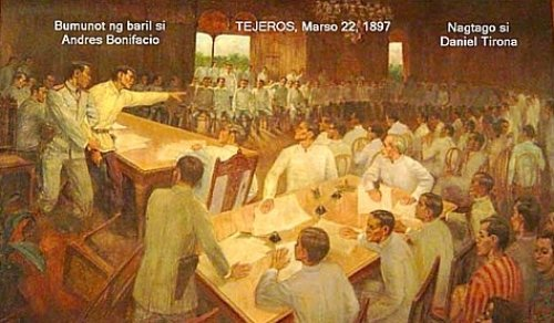 Tejero's Convention General Trias
